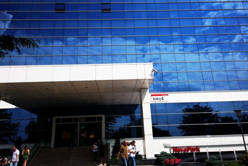 Novo Park - Clădiri de birouri - Clădirea G<sup>1</sup>