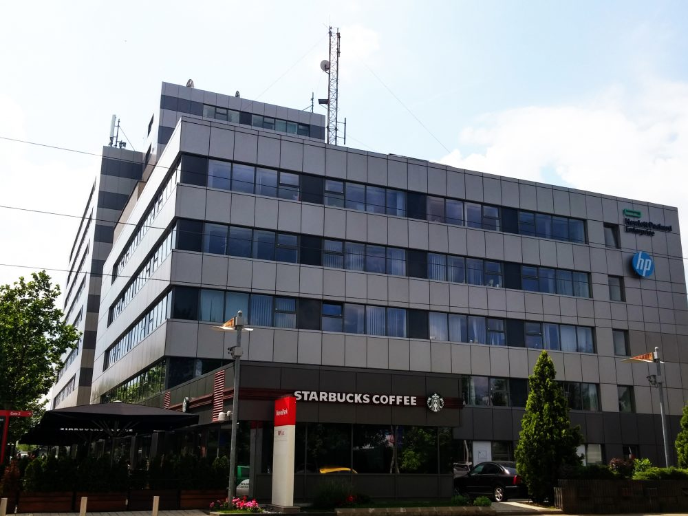 Novo Park - Office buildings - Office Building D