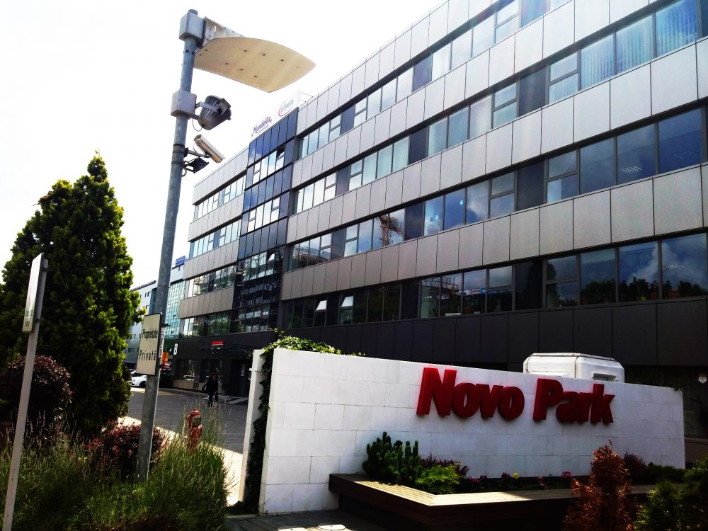 Novo Park - Office buildings - Office Building B