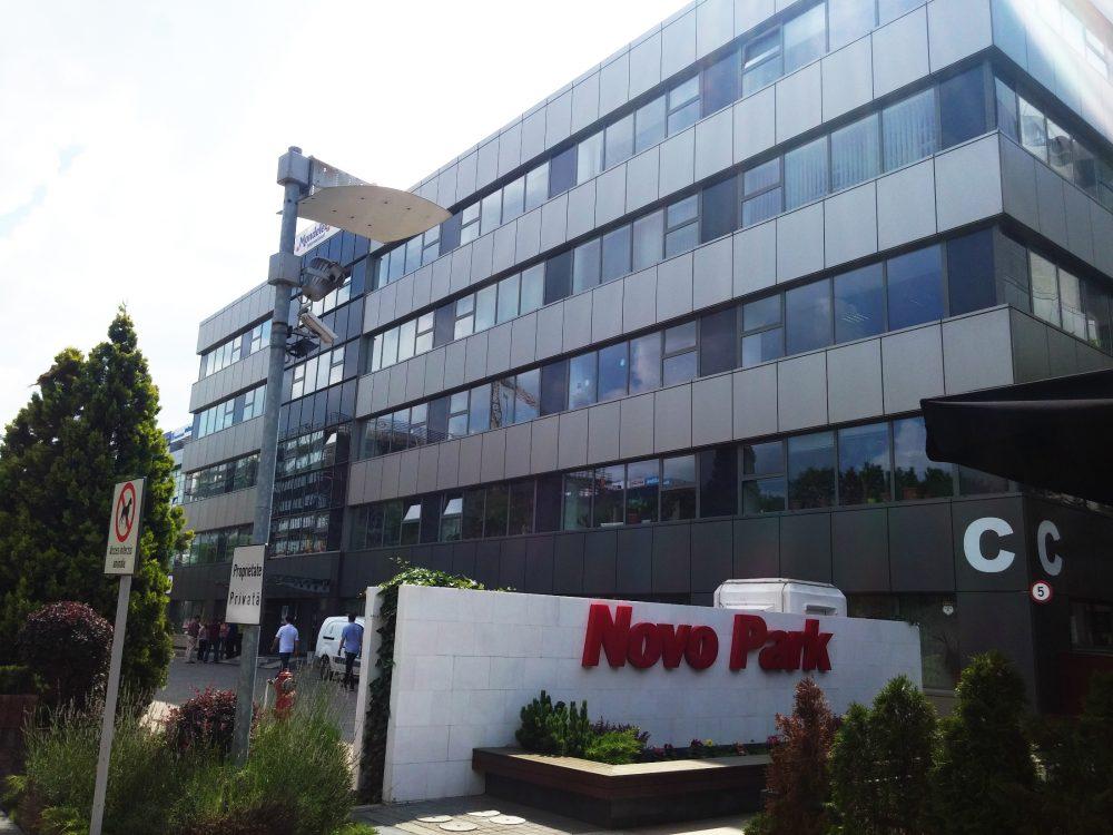 Novo Park - Clădiri de birouri - Clădirea C