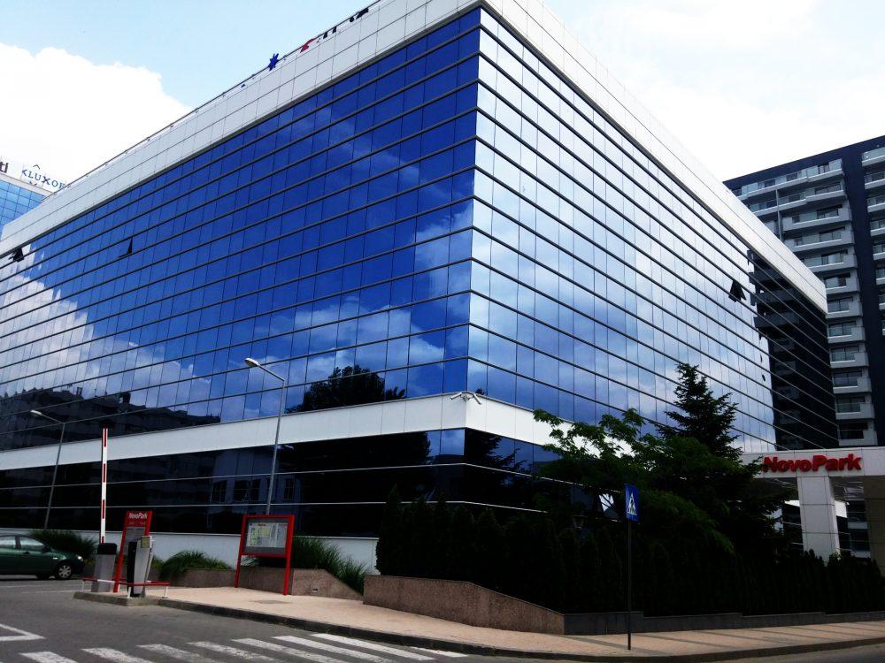 Novo Park - Clădiri de birouri - Clădirea G<sup>2</sup>
