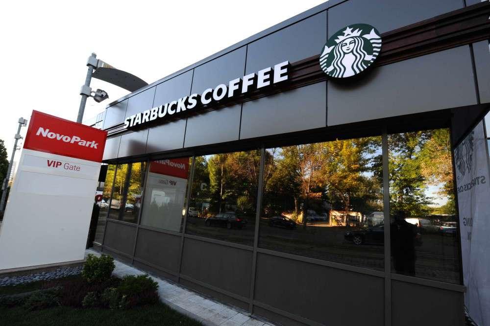 Prima cafenea Starbucks intr-un parc de birouri din Romania