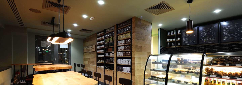 Starbucks Novo Park